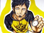 Trafalgar Law 'Do you need a doctor?' by angelwithoutsoul89