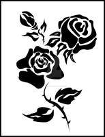 Black Roses by DracoVolans