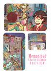 Memorieal Artbook - Preview by naoyatoudo