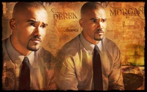SSA Derek Morgan by Anthony258