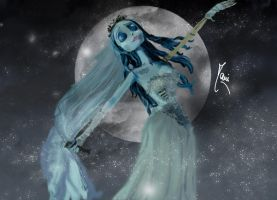 Emily-The Corpse Bride by Amyhoi