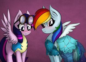 Mmm wearing ur clothes mmkay by mylittlelevi64