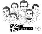 The Popsecks Group by AndrewScrolls
