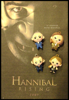 Chibi-Charms: Hannibal by MandyPandaa