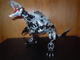 The Creature by CYBERDYNE101
