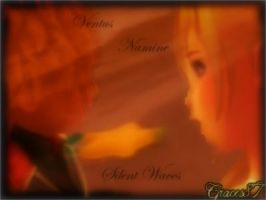 Namine and Ventus Silent Waves by Graces87
