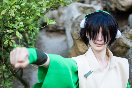 Toph_Ashura by Winry-74