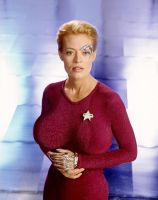 Seven of Nine- Morph by AMac145