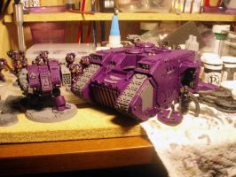 RV Land Raider Washed by Longscope