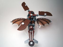 LEGO. Gyrocopter 3 by DwalinF