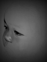For My Mother - WiP01 by GreyScale36
