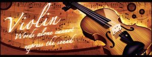 Violin Signature by AzloRaimT
