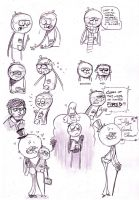 RS: Benson Doodles by mr-book-faced