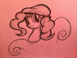 Placemat Pinkie by Zookz25