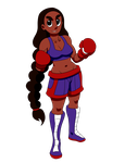 Connie Boxer by AngeliccMadness