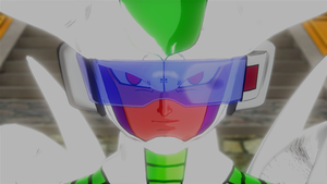 DRAGON BALL XENOVERSE: FROST CLOSE UP by superaustin15