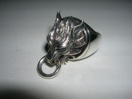 Cloudy Wolf Ring 1 by Ex-Soldier-Cloud