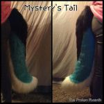 Mystery's Tail by TheFrozenPhoenix