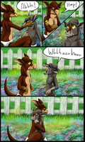 In an other world at a different time Page2 by StanHoneyThief