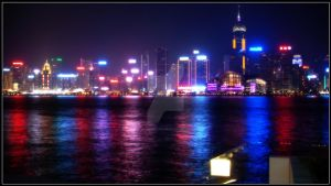 Hong Kong Night Escape by musicnation