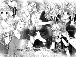 Love Changes Everything by Botan08