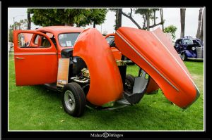 40 Ford Coupe by mahu54