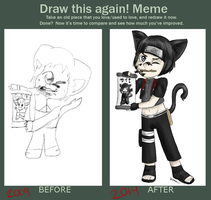 Draw This Again Meme by Dei-chan-luv