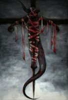 The Adversary ( The Binding Of Isaac : Rebirth ) by Traicere