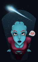Sweet Dreams Asari by kanu22