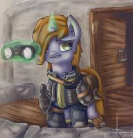 Fallout: Equestria. Chapter 16: Towers by 1Vladislav