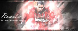 Ronaldo Luis by Alz3emAlqarry