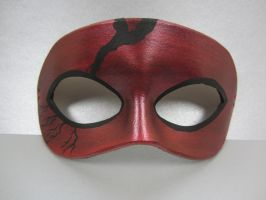 Red tree mask by maskedzone