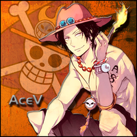 Avatar | Portgas D. Ace | One Piece by wNite
