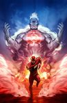 Captain Atom - Issue 3 by Artgerm