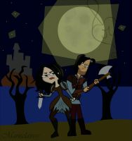 Total Drama: SWATH by marieclaire97