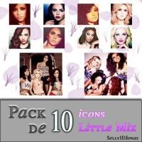 Pack Icons Little Mix by Selly1DJonas
