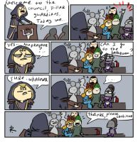 Legacy of Kain, doodles 55 by Ayej