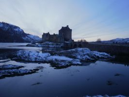 Eliean Donan Castle 2 by DarkstarIII