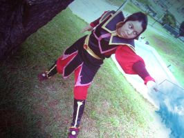me as Azula -1 by Taliah-wee