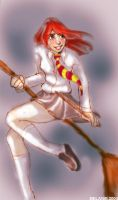 Ginny Weasley by usagistu