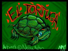 El Tortuga by spookydoom