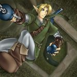 The Hero of Time by Saehral