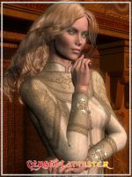 Queen Cersei Lannister 02 by Riveda1972