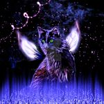 Kitty of the Faeries by Wolfkazzy