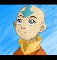 _Aang_ by Raidenss