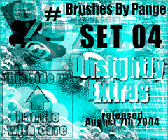 Set 04 - Unsightly Extras by pange