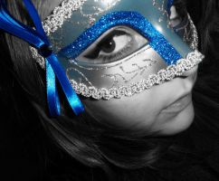 Makeup: Masquerade by AngelicCosplay