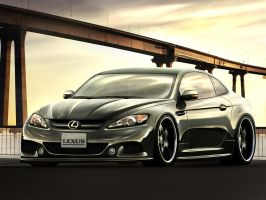 Lexus IS-F by SB-Design