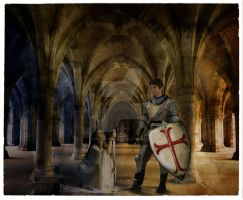 The last Templar on Friday 13 by RoberLeSage