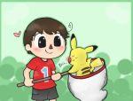 You caught the yellow rat thing! by LoveMySockhead12